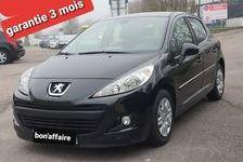 Peugeot 207 2012 - Noir - 1.4 hdi clim gps radar 4990 27200 Vernon