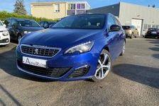 Peugeot 308 2016 - Bleu - SW GT 2.0 hdi 180 - eat6 - GPS 16490 78120 Rambouillet