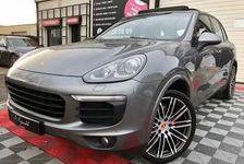Porsche Cayenne 2015 - Gris - II S E-HYBRID 416 FULL OPTIONS TVA 47490 45560 Saint-Denis-en-Val