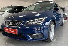 Seat Leon 2017 - Bleu - 1.4 TSI 150cv Xcellence DSG7 ref011 18990 78310 Coignières
