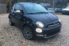 Fiat 500 2019 - Noir - Lounge 69 car play 02 13990 78860 Saint-Nom-la-Bretèche