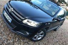 Volkswagen Tiguan 2011 - Noir - 2.0 16v tdi Carrat 12900 78860 Saint-Nom-la-Bretèche
