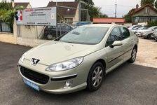 Peugeot 407 2006 - Vert - 1.6 hdi 110cv EXECUTIVE 1990 91200 Athis-Mons