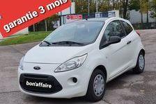 Ford Ka 2010 - Blanc - 1.2i - 70ch 63000km 3990 27200 Vernon