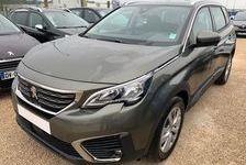 Peugeot 5008 2019 - Gris foncé - 1.5 BlueHDi 130 Active EAT8 1e Main 26990 45400 Fleury-les-Aubrais