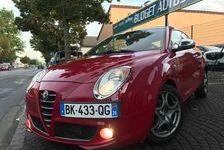 Alfa Romeo Mito 2011 - Rouge - Latina  1.3 JTDm S& S EN4XCBLE 5790 78800 Houilles