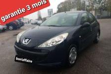 Peugeot 206 2010 - Gris - +1.4L 75ch 5portes 85000kms 4990 27200 Vernon