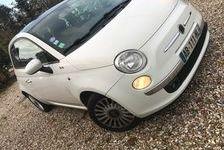 Fiat 500 2009 - Blanc - 1.2i - 69 s&s 4500 78860 Saint-Nom-la-Bretèche