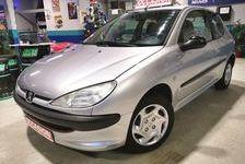 Peugeot 206 2003 - Gris Métallisé - xr presence 1.4l 75c 3000 78700 Conflans-Sainte-Honorine