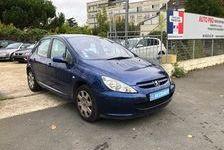 Peugeot 307 2002 - Bleu - 2.0 hdi  110 XS 2990 91200 Athis-Mons