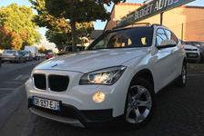 Bmw X1 2013 - Blanc - (E84) XDRIVE18D 143 LOUNGES 5PL 14490 78800 Houilles