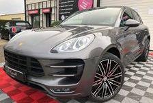Porsche Macan TURBO 3.6 400 1°MAIN GRIS QUARTZ fr 2014 occasion Saint-Denis-en-Val 45560