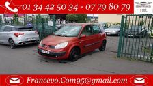 Renault Scenic 2005 - Rouge Verni - II 1.6 16S PACK EXPRESSION 1280 95480 Pierrelaye