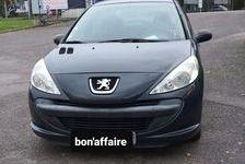 Peugeot 206 2009 - Gris - + 1.4 hdi - 70ch- 5 portes - propre -