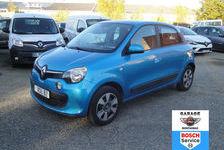 Renault Twingo 2017 - Bleu Verni - III 1.0 SCe 70 BC Zen 8910 82000 Montauban