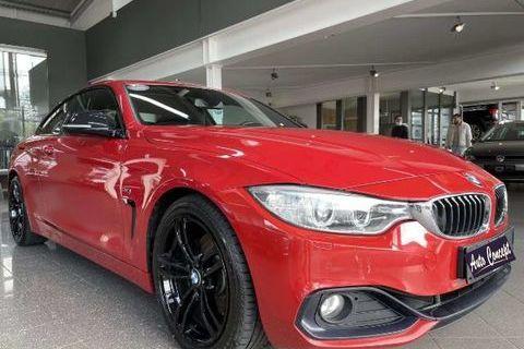 BMW Serie 4 Coupe I (F32) 430dA 258ch Lounge 28790 56600 Lanester
