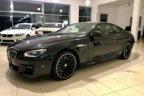 BMW Série 4 II (F13) 640dA 313ch Sport Design 2012 occasion Lanester 56600