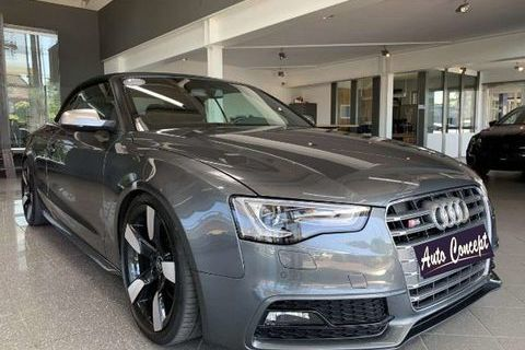 Audi S5 Cabriolet 3.0 V6 333ch quattro S tronic 7 34490 56600 Lanester