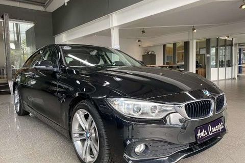 BMW Serie 4 Gran Coupe I (F36) 420dA 190ch Lounge 26690 56600 Lanester