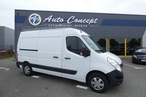Renault Master 2.3 dci 130ch 2019 occasion Lanester 56600