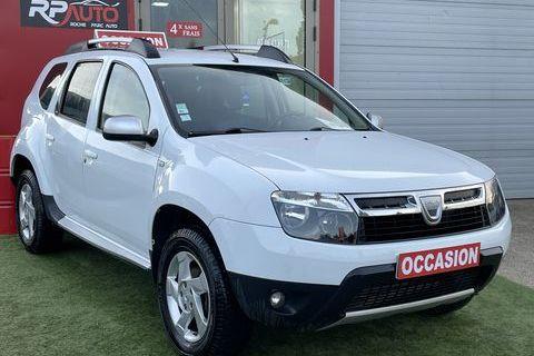 Dacia Duster  1.5 dCi 110 FAP Prestige 4x4 6490 42230 Roche-la-Molière