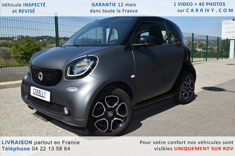 Smart ForTwo III 90ch prime twinamic 2017 occasion Nice 06200