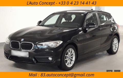BMW Série 1 II (F21/F20) 118i 136ch Lounge 5p 18990 83200 Toulon