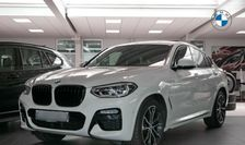 BMW X4 xDrive30i 252ch M Sport Euro6d-T 151g 2018 occasion Boulogne-Billancourt 92100