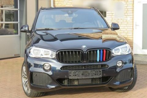 BMW X5 III (F15) xDrive40dA 313ch M Sport 2018 occasion Boulogne-Billancourt 92100
