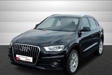 Audi Q3 2.0 TDI 177 S Line quattro S tronic 7 2014 occasion Boulogne-Billancourt 92100