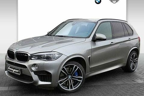 BMW X5 III (F85) M 575ch BVA8 2018 occasion Boulogne-Billancourt 92100