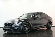 BMW M3 VI (F80) 450ch Pack Competition M DKG 2017 occasion Boulogne-Billancourt 92100