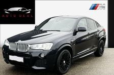BMW X4 I (F26) xDrive35dA 313ch M Sport 2014 occasion Boulogne-Billancourt 92100