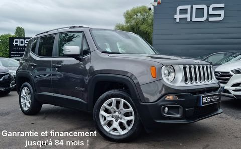 Jeep Renegade 2.0 MultiJet S&S 140ch Limited 4x4 BVA9 2018 occasion Diebling 57980