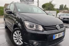 Volkswagen Touran 2L TDI 140cv GPS CAMERA DSG6 XENON LED CARAT 5 PLACES 2011 occasion Villeurbanne 69100