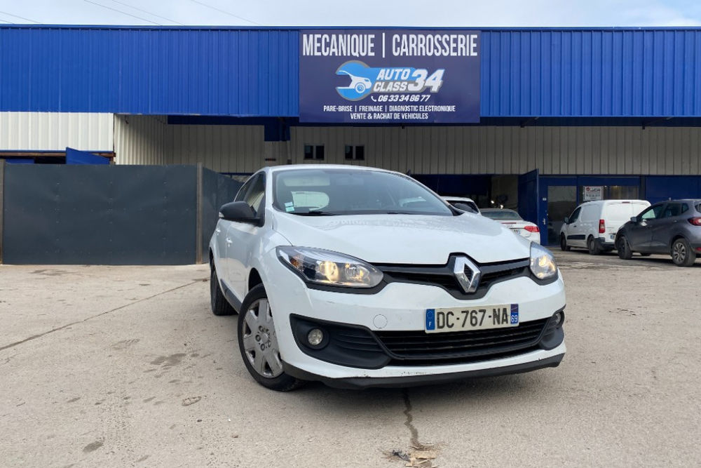 Mégane III dCi 95 Energy Business E6 2014 occasion 34000 Montpellier