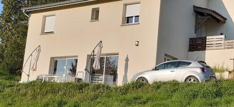 Villa meublée 900 Tarare (69170)
