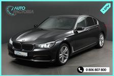 BMW Série 7 BMW SERIE7 G11 EXECUTIVE 730D 265cv BVA8 GPS+CAMERA+CUIR+JA 2018 occasion 57150-CREUTZWALD