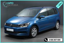 Volkswagen Touran BVA+GPS+RADARS+SIEGE CHAUFF+OPTIONS 2019 occasion 57150-CREUTZWALD