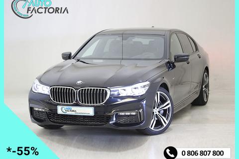 BMW Série 7 PACK M+GPS+RADARS+CLIM BIZONES+CUIR+OPTIONS 2018 occasion 57150-CREUTZWALD