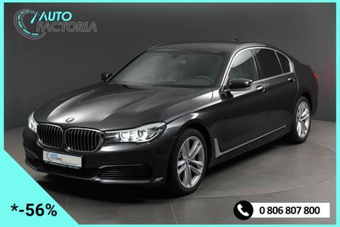 BMW Série 7 +GPS+CAMERA+CUIR+CLIM 3ZONE+OPTIONS 2018 occasion 57150-CREUTZWALD
