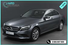 Mercedes Classe C 122CV BVA+GPS+CAMERA+SIEGE ELEC+OPTIONS 2019 occasion 57150-CREUTZWALD