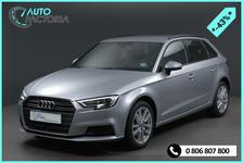 Audi A3 +GPS+SEMICUIR+RADARS+CLIM BIZONE+JA17+OPTIONS 2020 occasion 57150-CREUTZWALD