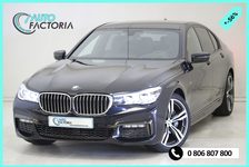 BMW Série 7 GPS+RADARS+CLIM+S.CHAUFF CUIR+OPTIONS/-56% 2018 occasion 57150-CREUTZWALD