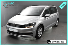 Volkswagen Touran 2,0 TDI+GPS+RADARS+CLIM BI-ZONE+OPTIONS 2020 occasion 57150-CREUTZWALD