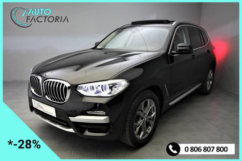 BMW X3 BVA+T.PANO+GPS+OPTIONS 2019 occasion 57150-CREUTZWALD