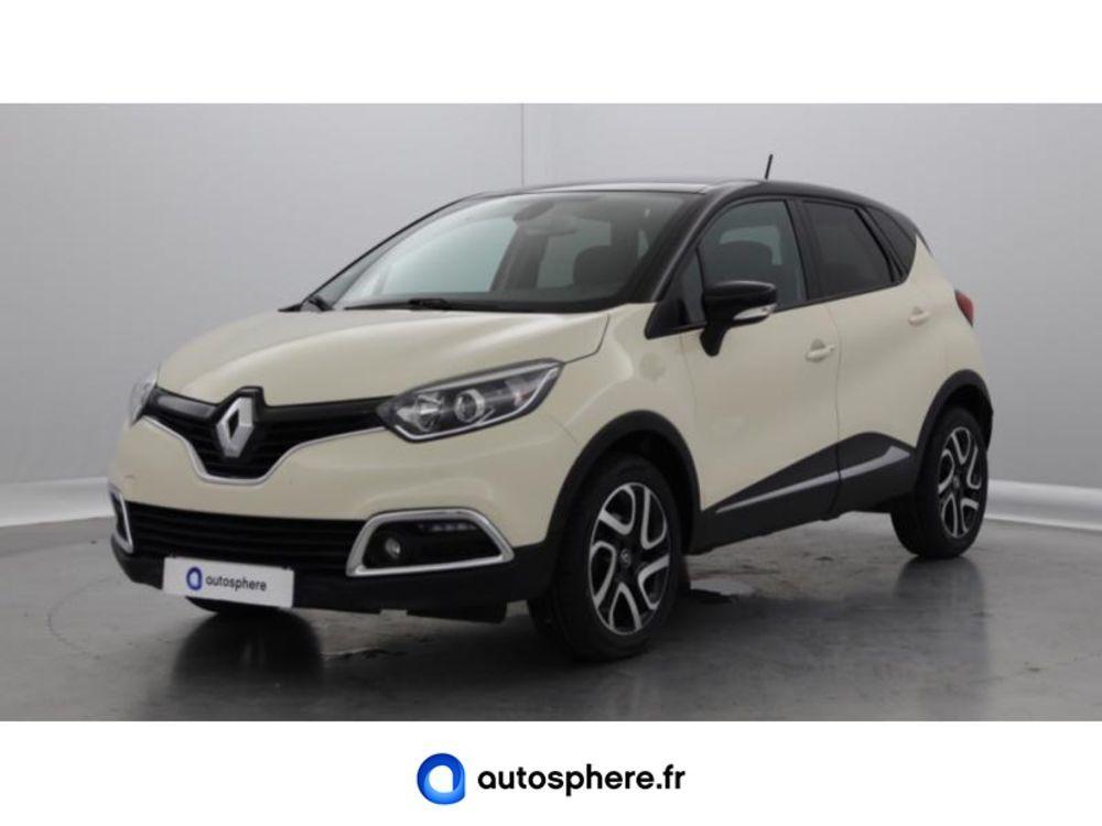 Captur 2017 occasion 62110 Hénin-Beaumont