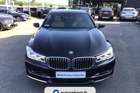 BMW Série 7 2017 occasion Bayonne 64100