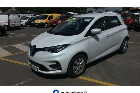 Renault Zoé 2020 occasion Carvin 62220
