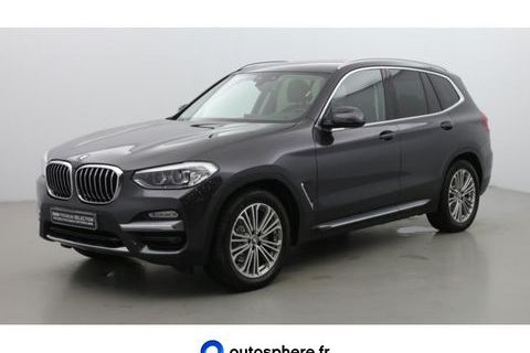 BMW X3 xDrive20dA 190ch Luxury Euro6c 38499 33700 Mérignac